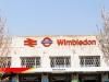 Stacja metra i kolejowa Wimbledon