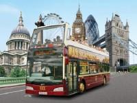 London Bus Tours - wycieczki po Londynie piętrowym autobusem turystycznym
