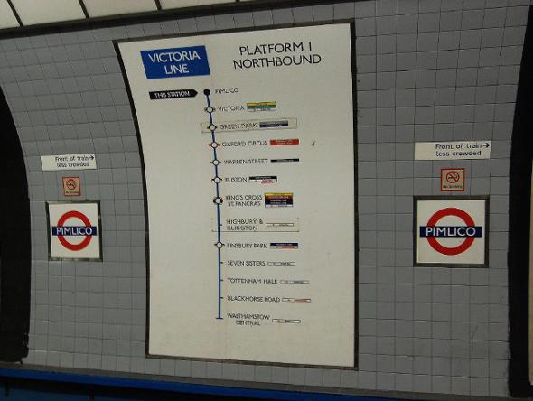 metro kierunki