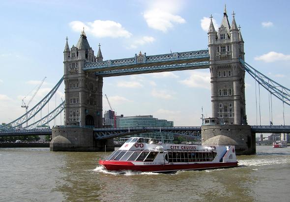 city cruises londyn