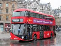 Wycieczka po atrakcjach Londynu miejskim autobusem numer 11