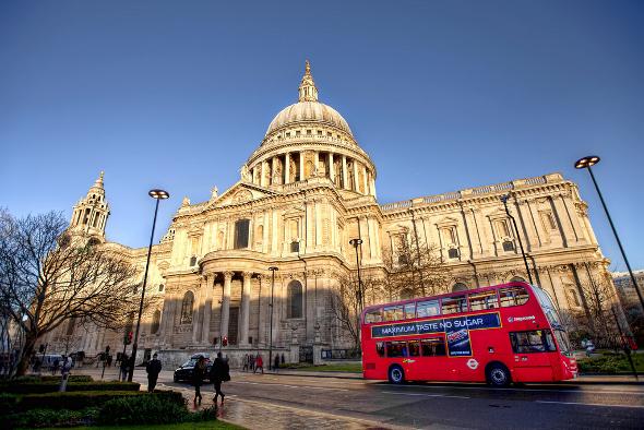 st paul's autobus