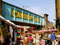 Camden Market – barwne targowisko różności w Londynie (część 1 – historia)