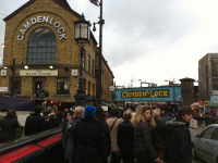 Camden Market – barwne targowisko różności w Londynie (część 2 – teraźniejszość)