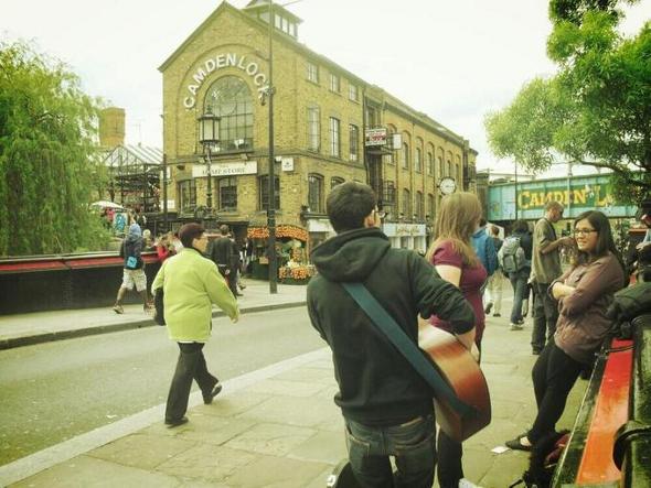 camden town muzyka
